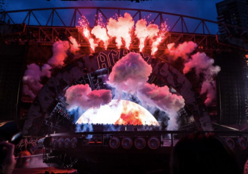 AC/DC Rock or Bust European Tour